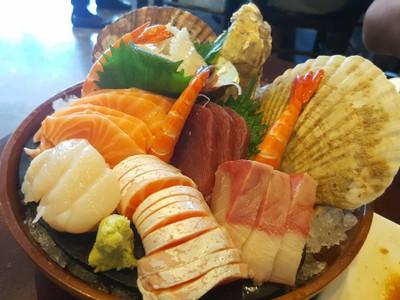 Sushi Hana (ซูชิ ฮานะ) วิคตอเรีย การ์เด้น