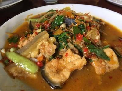 ปลาแม่น้ำ (Pla Mae Nam)