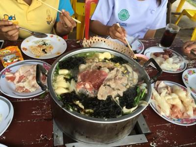 คทาทองเนื้อย่างเกาหลี ศรีสะเกษ