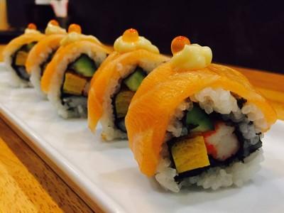Ginza Sushi By Greatbow12 หมู่บ้านเมืองทอง