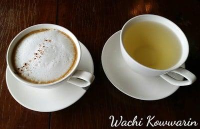 Krug kafe'