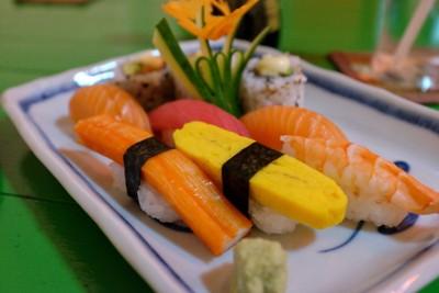Kokoro Sushi (โคโคระ ซูชิ)