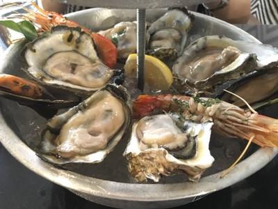 Oyster Harem Groove@CentralWorld