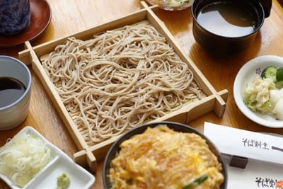 Isshin Soba Restaurant
