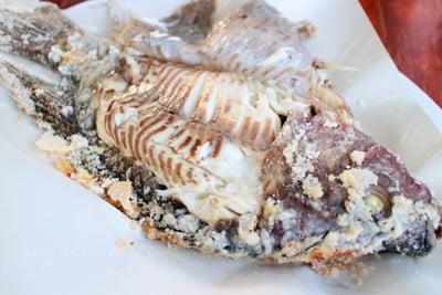 อ้วนผอมเมี่ยงปลาเผา สาขา 2