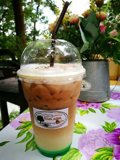 ริมน้ำคาเฟ่ ไทรโยค (Rim Nam Cafe') กาญจนบุรี