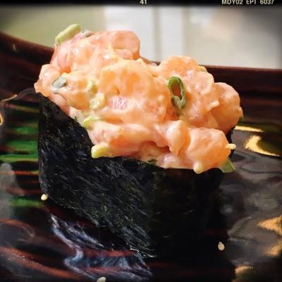 Sushi pop ปากน้ำ