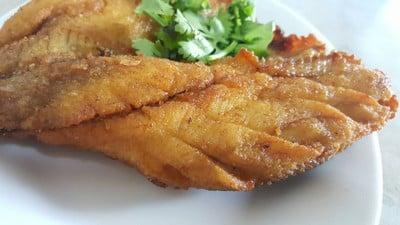 ปลาช่อนแดดเดียว : กรอบนอก เนื้อในนุ่มแน่น เค็ม หวาน ดีงาม ระดับ 5 ดาวจ๊ะ