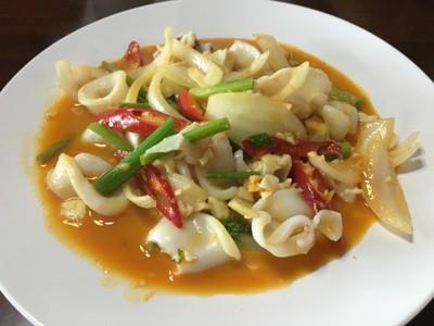 อาหารไทย by เสน่หา