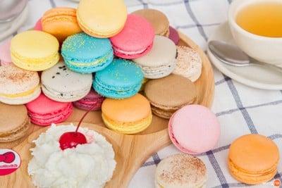 Le Macaron Tea Cafe (เลอมาการองทีคาเฟ่)