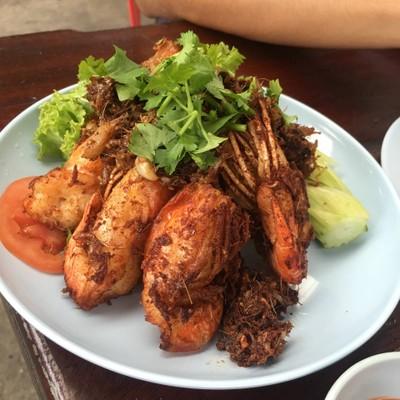 กุ้งเผา สุ1,000 นนทบุรี