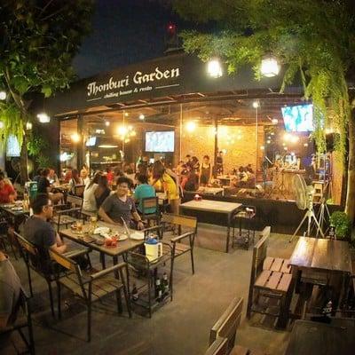 ThonBuri Garden (ThonBuri Garden)