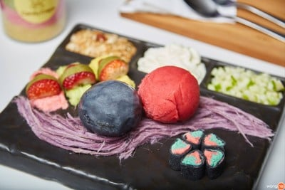Rainbow Teppanyaki