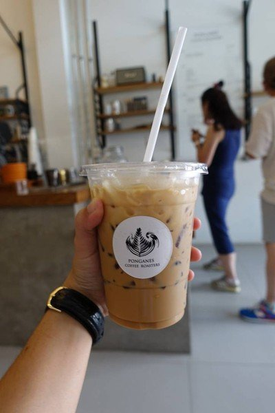 iced coffee thai style