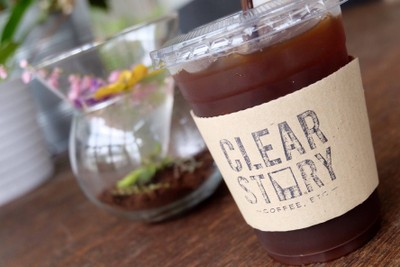 Clear story coffee