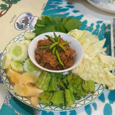 ครัวข้าวหอมบ้านรวิกานต์ (Krua Khao Hom)
