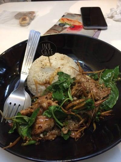 Inu Cafe Huahin (อินุ คาเฟ่)