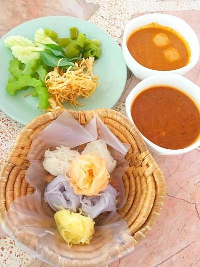 รัชน์ขนมจีน 4 ภาค