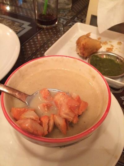 ร้านอาหารอาหารอินเดียนิวเดลี (NEW DELHI INDIAN FOOD)