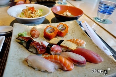 Tsu Japanese Restaurant (สึ เจแปนนีส) โรงแรม เจ ดับลิว แมริออท