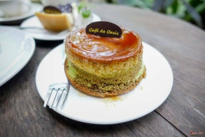 Cafe De Oasis (คาเฟ่ เดอ โอเอซิส)
