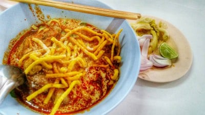 ข้าวซอยเสมอใจ (Khao Soi Samer Jai)