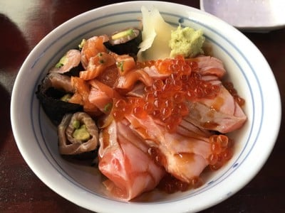 Salmon Mori Don