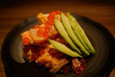 Spicy Mori Tartare