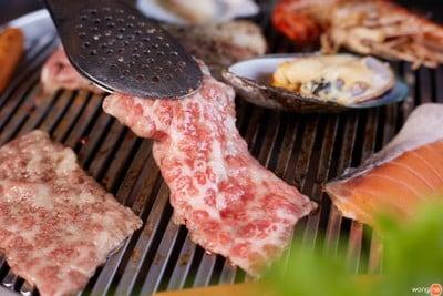 Pindoya Korean BBQ ชลบุรี