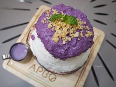 APBO Fruit Dessert Cafe (เอพีบีโอ ฟรุ๊ต เดสเสิร์ท คาเฟ่) เดอะพรอมานาด รามอินทรา
