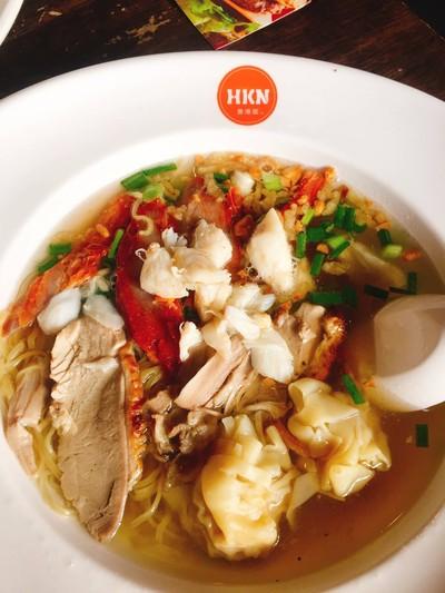 Hongkong noodle (ฮ่องกงนู้ดเดิ้ล) บางลำภู