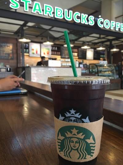 Starbucks (สตาร์บัคส์) ซิติ้ รีสอร์ท