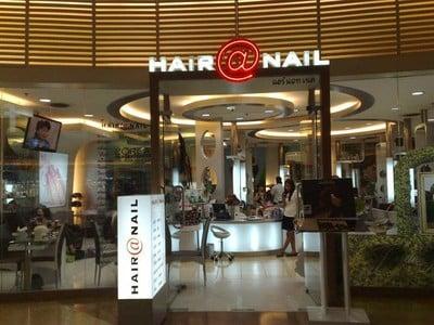 HAIR@NAIL FUTURE PARK RANGSIT