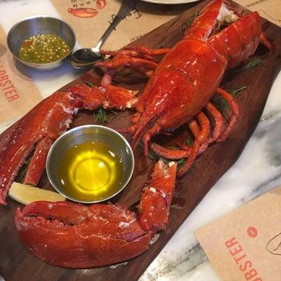 Crab and Claw (แคร็บ แอนด์ คลอว์) สยามพารากอน