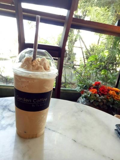 Garden Coffee by Takuya