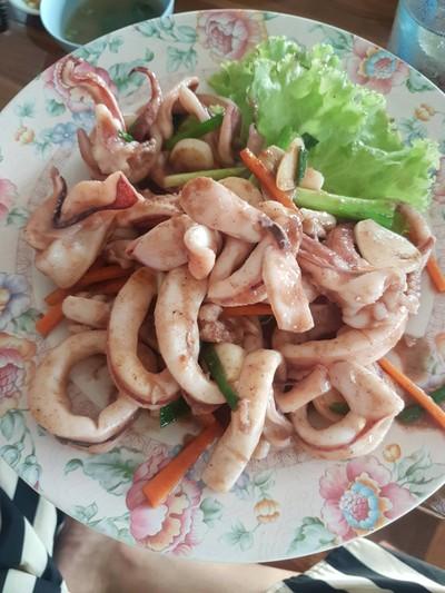 ครัวครูหมูอาหารทะเล