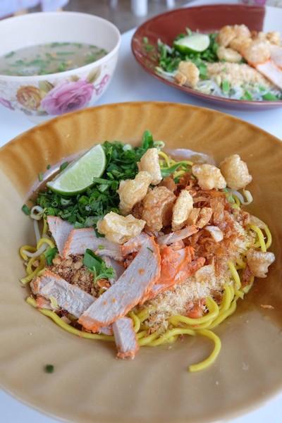 ก๋วยเตี๋ยวไทย แม่สอด (Mae Sot Thai Noodle)