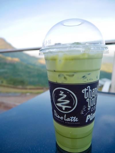 Matcha Latte Ice (120฿)