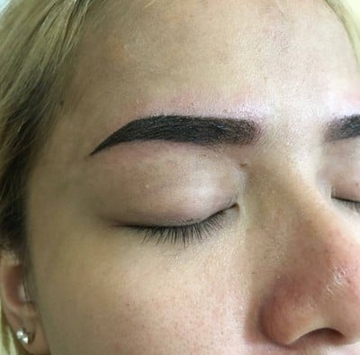 Chantakan Eyebrow (สักคิ้ว3มิติ by Chantakan พิษณุโลก)