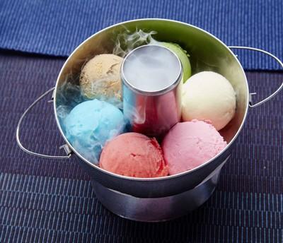 ไอติมหม้อไฟยศเส (Tongue Fun Ice cream) เทอร์มินอล 21 โคราช
