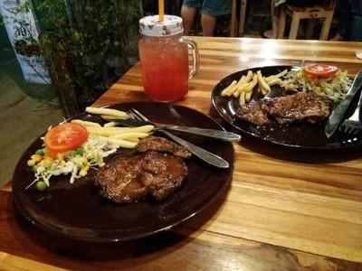 สเต็กรถไฟ (Train Steak)