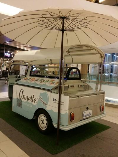 Annette itim tuktuk