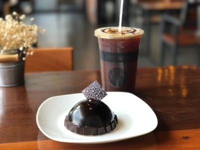 CAFE Nasuan (คาเฟ่นาสวน)