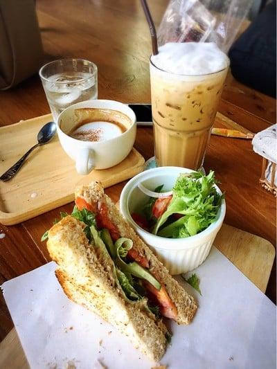 Scarlette Healthy Cafe