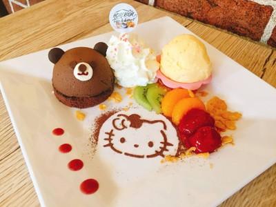 Home room Cafe'&dessert