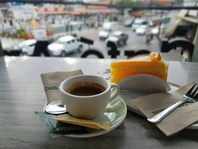 SD1467 - Café Amazon (คาเฟ่ อเมซอน) หน้าย่าโม