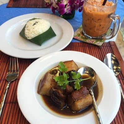 The BaBa Urban Heritage Cuisine Restaurant (เดอะ บาบ๋า)