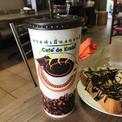 Cafe de Krabi
