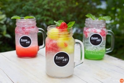 Zugar Hut Cafe ชลบุรี