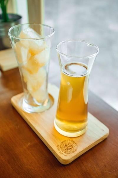 turkish apple tea ร้อน
